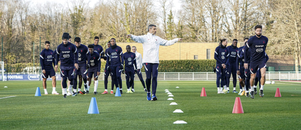 cyril moine clairefontaine entrainement